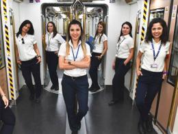 Estambul mujeres conductoras metro