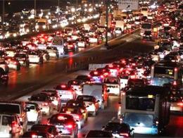 Estambul trafico vehiculos