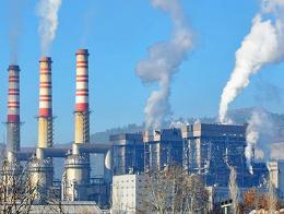 Turquia centra termica contaminacion