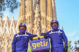 Empresa turca reparto getir barcelona