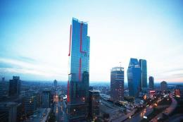 Estambul construccion edificios rascacielos