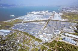 Turquia fabrica ford otosan kocaeli