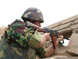 Soldado armenio karabaj