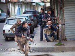 Siria rebeldes sirios