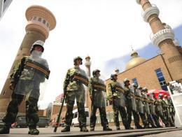 China xinjiang uigures