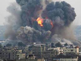 Gaza bombardeos