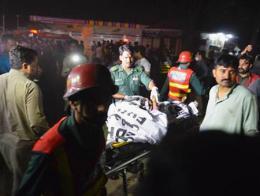 Pakistan atentado