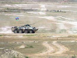 Azerbaiyan combates karabaj