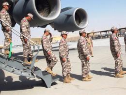 Qatar tropas turcas