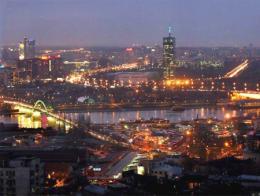Imagen de Nuevo Belgrado, el distrito de negocios de Belgrado