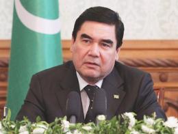Turkmenistan berdimuhamedov
