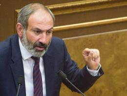 Armenia primer ministro pashinyan