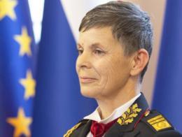 Eslovenia generala alenka ermenc