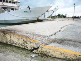 Grecia terremoto seismo zante