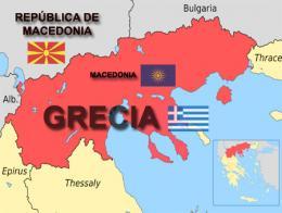 Grecia macedonia balcanes