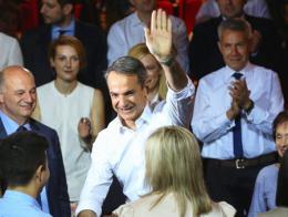 Grecia victoria elecciones mitsotakis