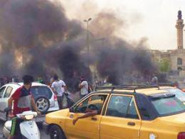 Irak protestas gobierno bagdad