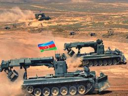 Azerbaiyan ejercito azeri
