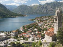 Balcanes montenegro kotor