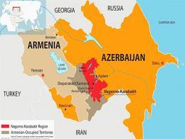 Caucaso armenia azerbaiyan karabaj