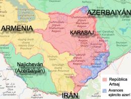 Caucaso karabaj armenia azerbaiyan