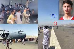Afganistan jugador futbol muerto caer avion