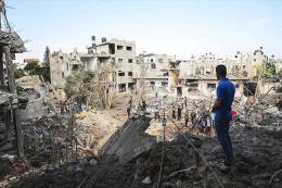 Palestina destruccion gaza