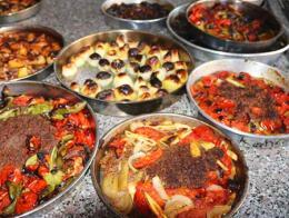 Cocina gastronomia sanliurfa