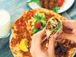 Turquia comida callejera