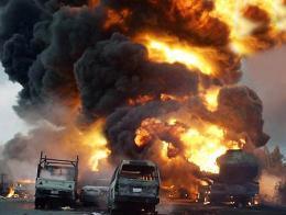 Explosion nigeria