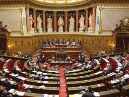 Senado francia