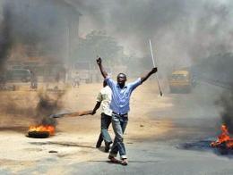 Violencia nigeria