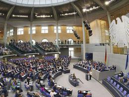 Alemania bundestag parlamento
