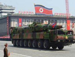 Corea norte misil