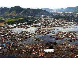 Inundacion tsunami