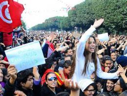 Tunez protestas oposicon