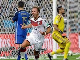 Alemania gol mundial