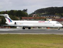 MD-83 de Swiftair