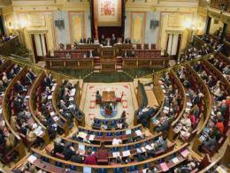 Espana congreso diputados