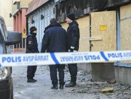 Suecia policia