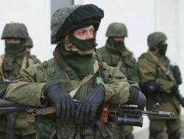 Ucrania soldados rusos