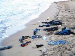 Libia inmigrantes ahogados