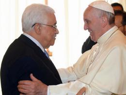 Vaticano papa abbas