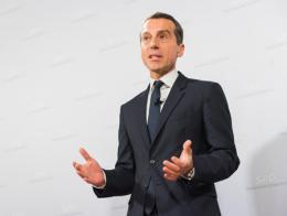 El canciller Christian Kern, jefe del gobierno austriaco