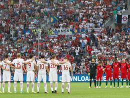 Francia eurocopa minuto silencio