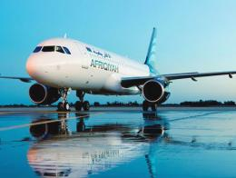 Libia avion aerolinea afriqiyah