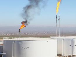 Libia refineria