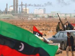 Libia fuerzas libias