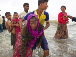 Myanmar refugiados rohinya(2)