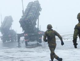 Otan soldados misiles patriot